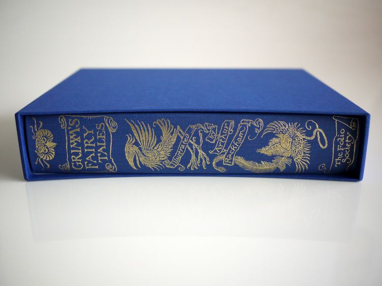 The Fairy Tales of the Brothers Grimm book in slipcase #1.
