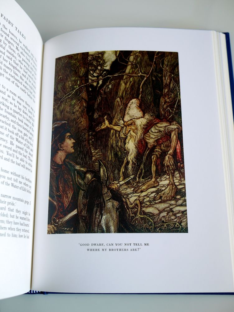 The Fairy Tales of the Brothers Grimm sample illustrations #3.