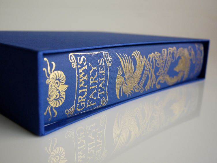The Fairy Tales of the Brothers Grimm book in slipcase #2.