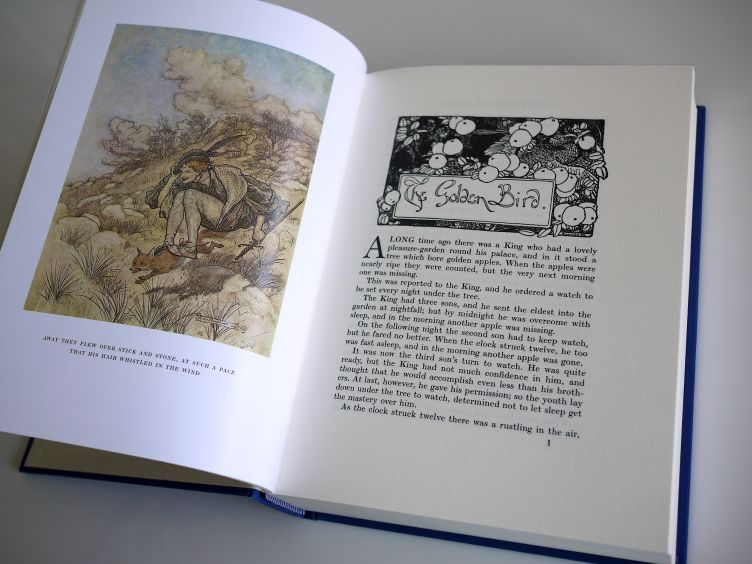 The Fairy Tales of the Brothers Grimm sample illustrations #11.