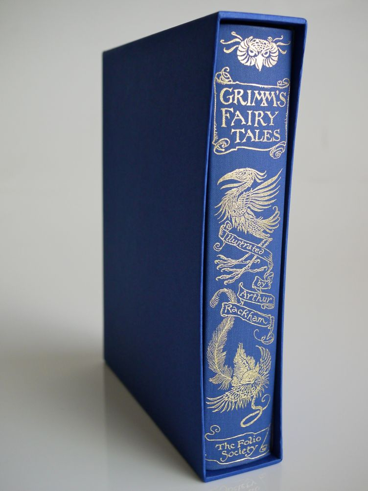 The Fairy Tales of the Brothers Grimm book in slipcase #3.
