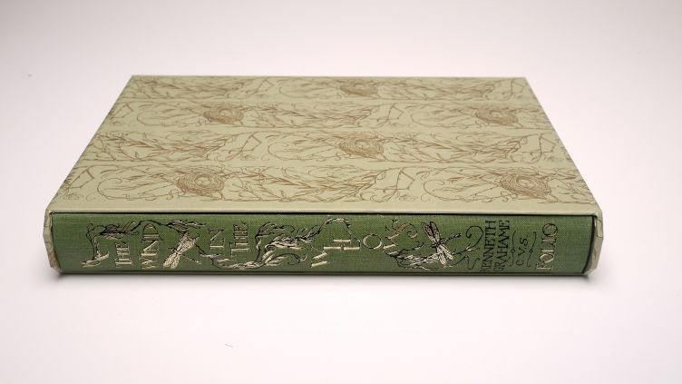 The Wind in the Willows by Kenneth Grahame (2005) book in slipcase.