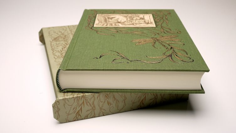 The Wind in the Willows by Kenneth Grahame (2005) book on slipcase #2.