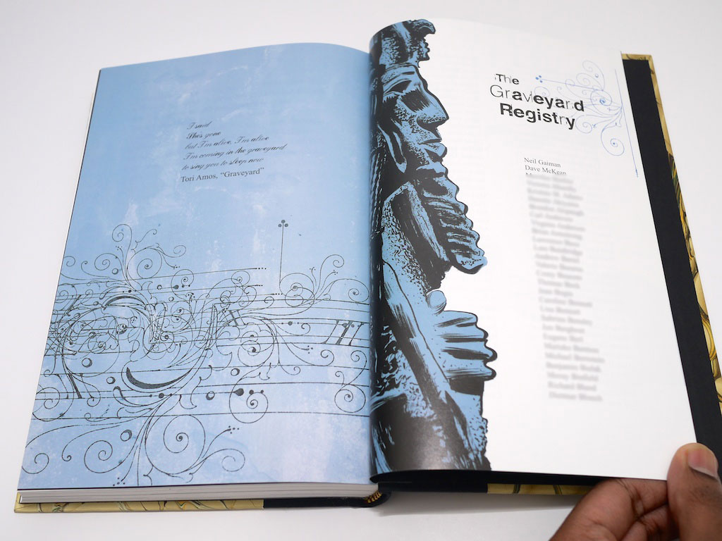 The Graveyard Book By Neil Gaiman With Illustrations By