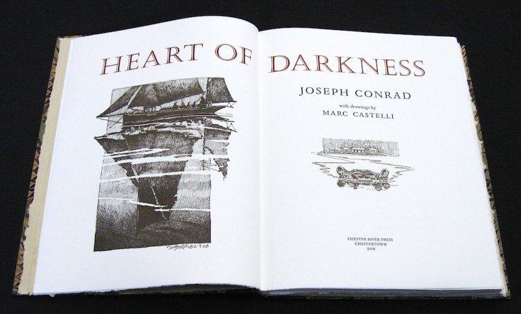 Heart of Darkness from Chester River Press and Deep Wood Press