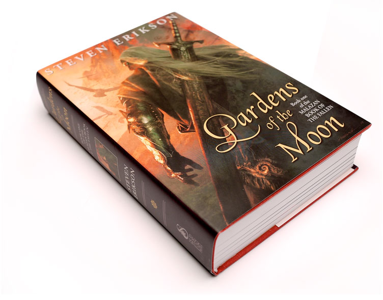 Gardens of the Moon Subterranean Press