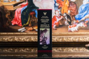 Falling Angel and Angel's Inferno from Centipede press slipcase