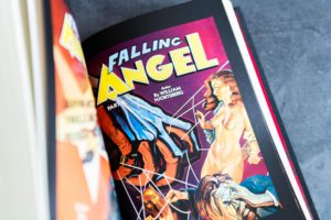 Old paperback cover of Falling Angel