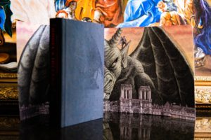 Angel's Inferno book and dust jacket from Centipede Press