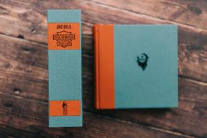 Subterranean Press' Full Throttle by Joe Hill lettered edition traycase