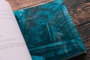 Subterranean Press' Full Throttle by Joe Hill lettered edition Dave McKean artwork
